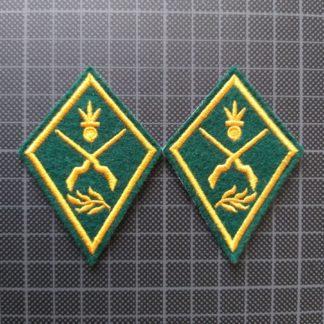 Truppengattungs- und Dienstzweigabzeichen
