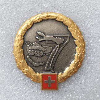 Offiziere und höhere Unteroffiziere (Goldkranz)